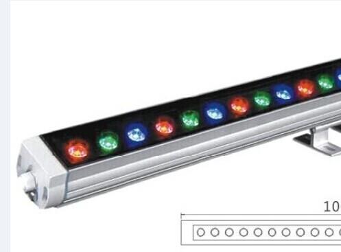 LED洗墙灯48W9W12W15w18W24W30W36W七彩 户外洗墙灯 线条灯桥梁灯
