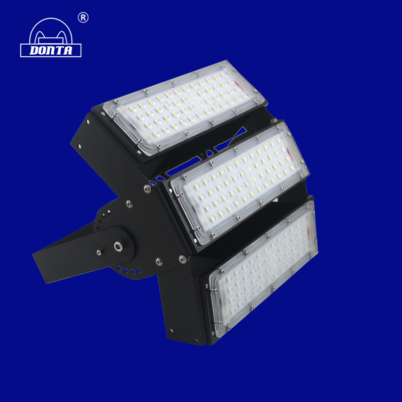 LED户外防水投光模组灯150W200W250W300W可调角度大功率投射灯
