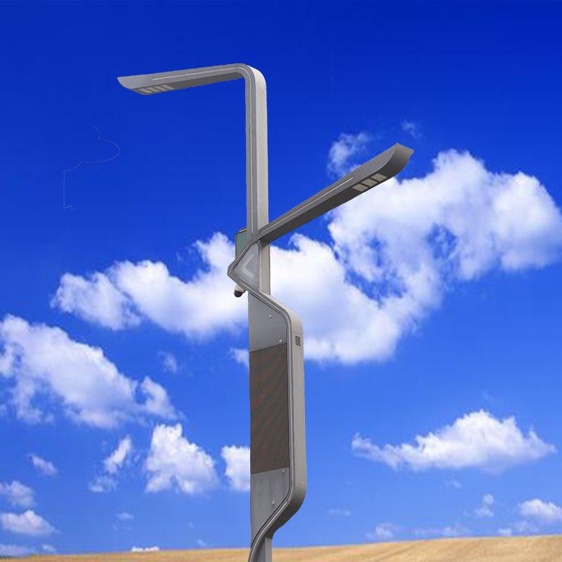 厂家直销5g市政道路智慧路灯带监控 兴凯定制配充电桩智慧路灯