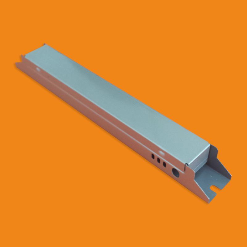 提供LED驱动电源外壳厂家应急电源外壳、LED镇流器金属外壳XG-205