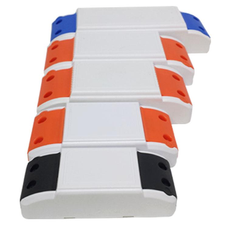 厂家直销LED驱动电源外壳厂家LED灯具电源塑壳环保塑料外壳SLD04