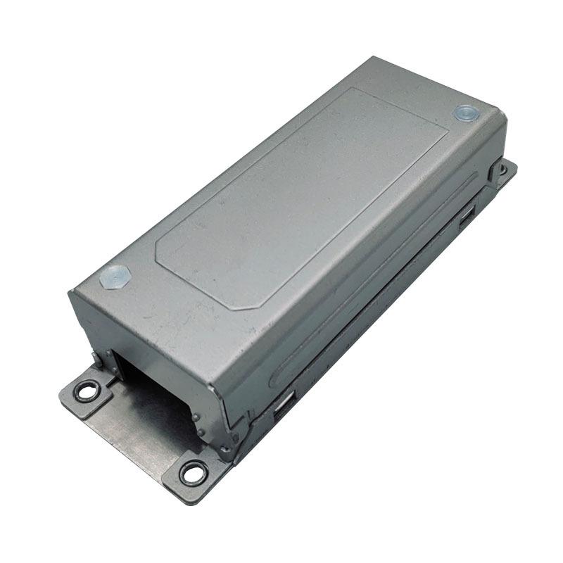供应LED驱动电源金属铝壳LED电源外壳金属外壳LED灌胶铝壳