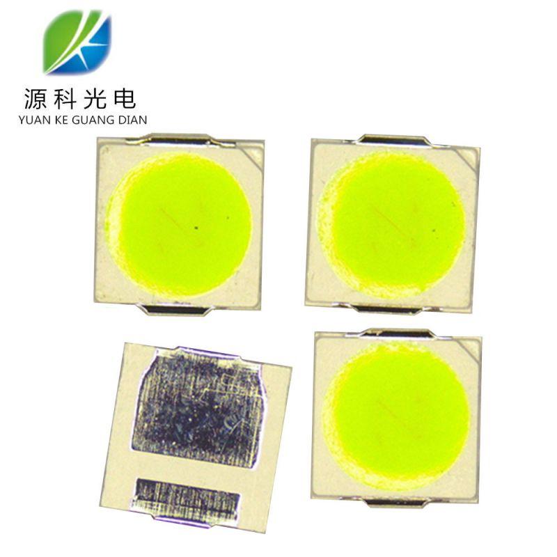 供应 LED3030白光暖白 调粉绿 粉黄 粉红 SMD3030 1W 可定制色温