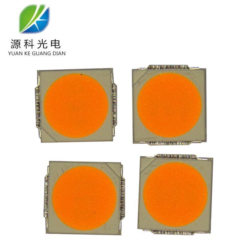 三安芯片9V高压3030EMC贴片LED灯珠 140-150lm高亮1W白光3030灯珠
