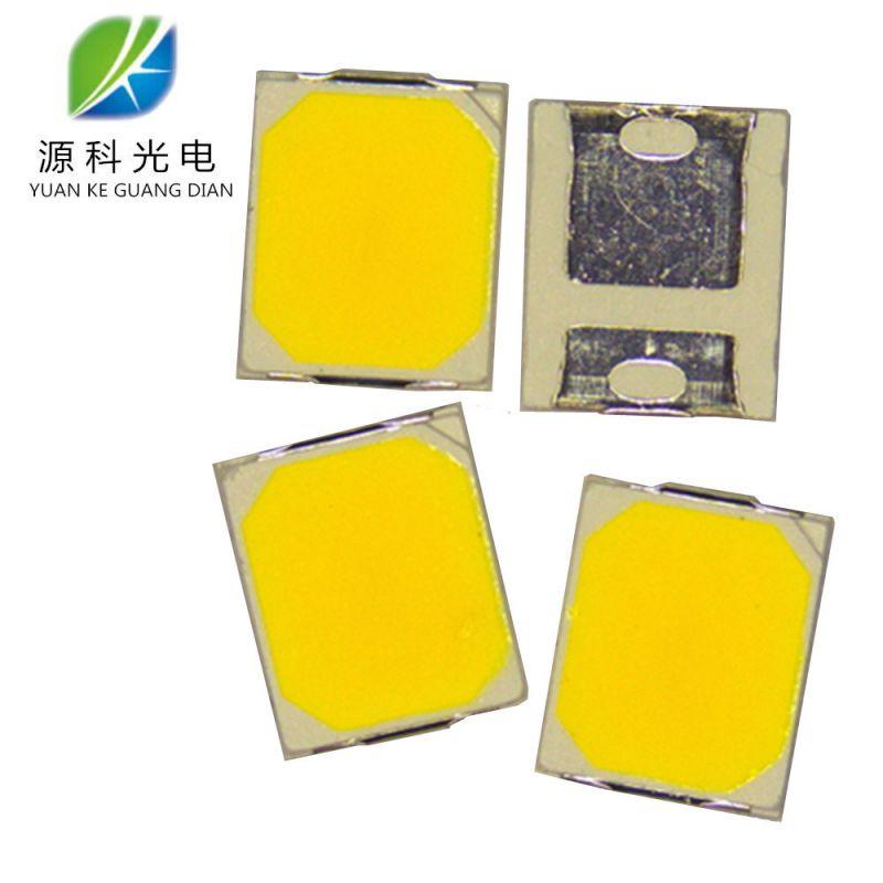 大量供应 0.2W 点粉黄 柠檬黄 琥珀黄 低衰防硫化 贴片2835灯珠