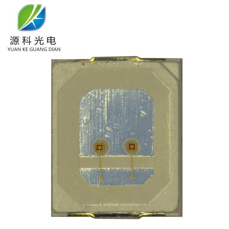 厂家直销2835贴片灯珠0.2W双芯红光620-630nm性能稳定品质保证