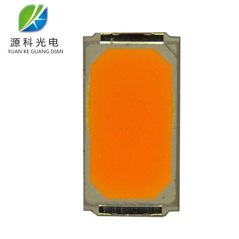 LED5730灯珠金黄光0.5W正品芯片封装2000-2300K 5730贴片