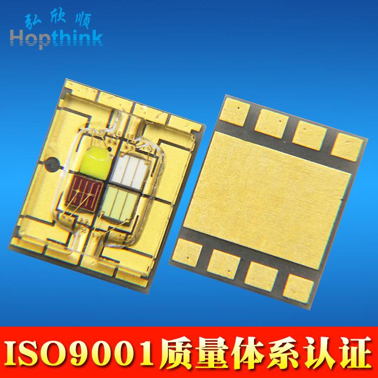 工厂定制15w180-224lm舞台灯LED灯珠 cree5060rgbw贴片式LED灯珠