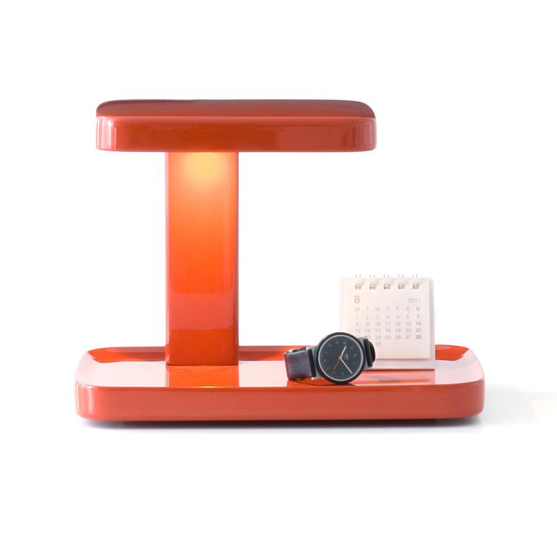 现代简约意大书房台灯床头卧室摆件艺术护眼LED设计师小台灯