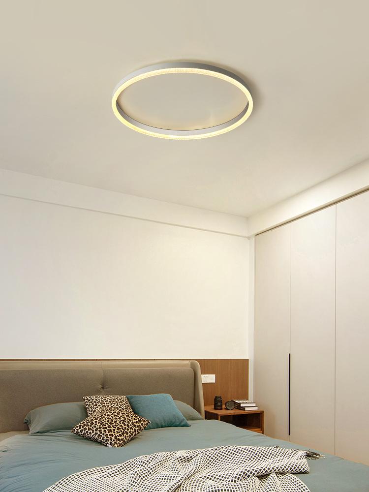 房间卧室灯现代简约轻奢网红ins餐厅书房主卧2020年新款led吸顶灯